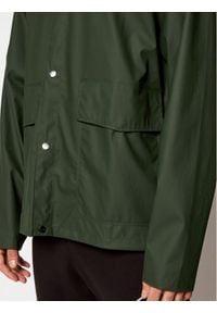 Rains Kurtka przeciwdeszczowa Unisex 1826 Zielony Regular Fit. Kolor: zielony #4