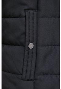 Vero Moda - Bezrękawnik. Okazja: na co dzień. Kolor: czarny. Materiał: włókno, materiał. Długość rękawa: bez rękawów. Styl: casual