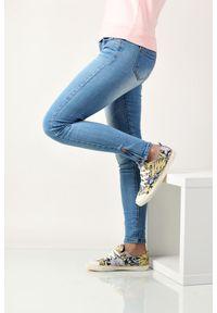 Pepe Jeans - Trampki pepe jeans pls30322/7. Materiał: materiał. Szerokość cholewki: normalna. Sezon: wiosna, jesień