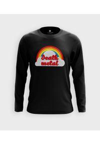 MegaKoszulki - Koszulka męska z dł. rękawem Death Metal. Materiał: bawełna