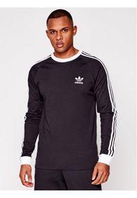Adidas - adidas Longsleeve adicolor Classics 3-Stripes GN3478 Czarny Slim Fit. Kolor: czarny. Długość rękawa: długi rękaw