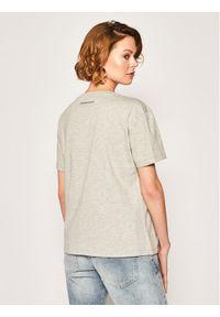 Emporio Armani T-Shirt 3H2T7M 2J53Z 0616 Szary Regular Fit. Kolor: szary