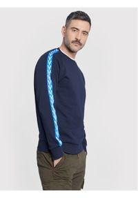 Vistula Bluza Sefton XA1010 Granatowy Regular Fit. Kolor: niebieski