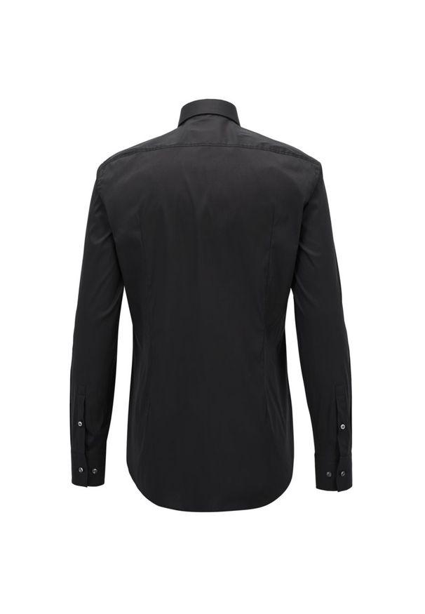 Czarna koszula BOSS
