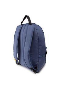 CATerpillar Plecak Escola 83782-442 Granatowy. Kolor: niebieski