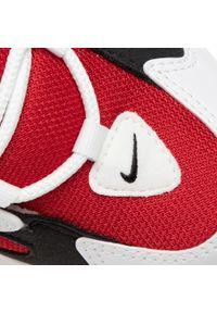 Białe buty sportowe z cholewką, Nike Air Max