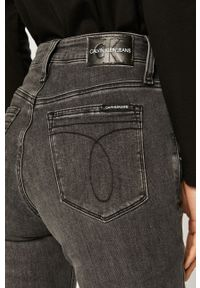 Calvin Klein Jeans - Jeansy CKJ 010. Kolor: szary