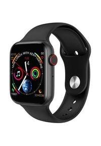Wotchi SmartWatch W01B. Rodzaj zegarka: smartwatch. Styl: casual