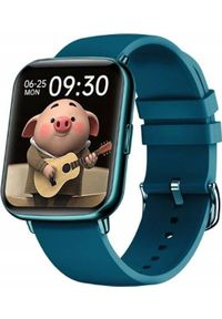 Smartwatch Bakeeley L12 Niebieski. Rodzaj zegarka: smartwatch. Kolor: niebieski
