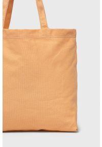 Billabong - Torebka. Kolor: pomarańczowy