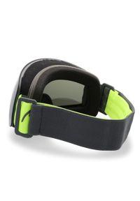 Szare okulary przeciwsłoneczne Head