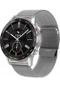 Smartwatch Bakeeley DT95 Srebrny. Rodzaj zegarka: smartwatch. Kolor: srebrny