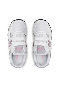 New Balance Sneakersy YV393CWP Biały. Kolor: biały
