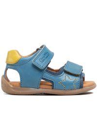 Niebieskie sandały Froddo