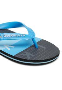 Niebieskie klapki Quiksilver