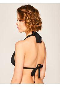 Czarne góra bikini Lauren Ralph Lauren