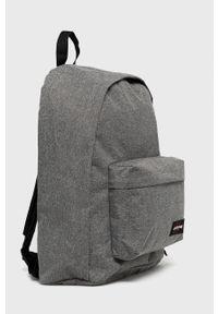 Eastpak - Plecak. Kolor: szary. Materiał: włókno, materiał