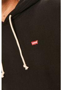 Czarna bluza nierozpinana Levi's® casualowa, w kolorowe wzory #5