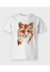 MegaKoszulki - Koszulka dziecięca Lis. Materiał: bawełna