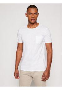Marc O'Polo T-Shirt M23 2176 51452 Biały Regular Fit. Typ kołnierza: polo. Kolor: biały