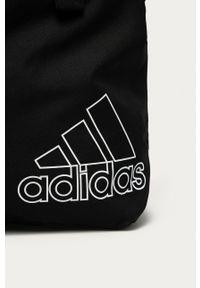 adidas Performance - Torebka. Kolor: czarny. Rodzaj torebki: na ramię