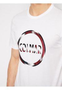 Colmar T-Shirt Frida 7583 6SH Biały Regular Fit. Kolor: biały #4