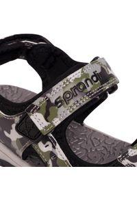 Zielone sandały Sprandi