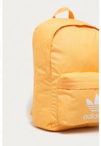 adidas Originals - Plecak. Kolor: pomarańczowy