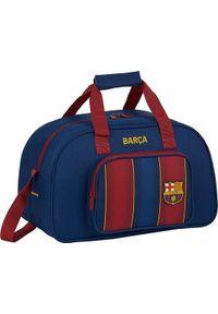 FC Barcelona torba sportowa F.C. Barcelona 20/21 Kasztanowy Granatowy (23 L). Kolor: niebieski, brązowy, wielokolorowy
