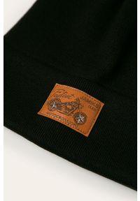 Czarna czapka Jamiks