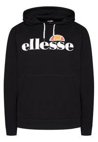 Ellesse Bluza Torices SGS03244 Czarny Loose Fit. Kolor: czarny