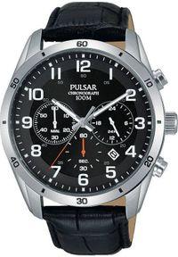 Zegarek Pulsar Zegarek Pulsar męski chronograf PT3833X1 uniwersalny
