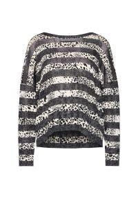 Szary sweter Liu Jo
