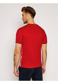 Czerwony t-shirt North Sails