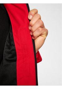 4f - 4F Kurtka outdoor H4L21-KUM002 Czerwony Regular Fit. Kolor: czerwony. Sport: outdoor