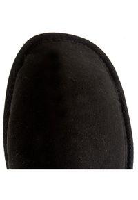 Czarne kapcie EMU Australia