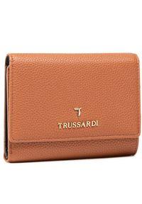Brązowy portfel Trussardi Jeans