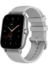 AMAZFIT - Smartwatch Amazfit GTS 2 Szary (ZEG-SMW-0078). Rodzaj zegarka: smartwatch. Kolor: szary