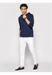 Polo Ralph Lauren Longsleeve 714706765 Granatowy Regular Fit. Typ kołnierza: polo. Kolor: niebieski. Długość rękawa: długi rękaw