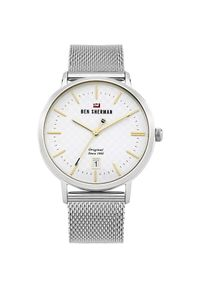 Złoty zegarek Ben Sherman elegancki