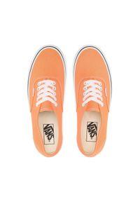 Vans - Tenisówki VANS - Authentic VN0A5HZS9GC1 Cadium Orange/True Whte. Kolor: pomarańczowy. Materiał: materiał