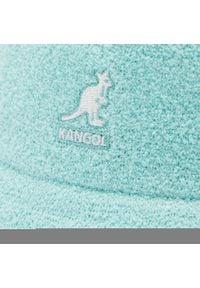 Kangol - Kapelusz KANGOL - Bermuda Casual 0397BC Blue Tint BT434. Kolor: niebieski. Materiał: nylon, akryl, materiał. Styl: casual
