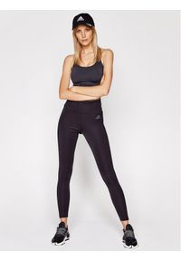 Adidas - adidas Legginsy Designed 2 Move Aeroredy GL3984 Czarny Slim Fit. Kolor: czarny #5