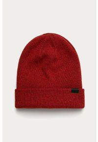 Czerwona czapka G-Star RAW melanż