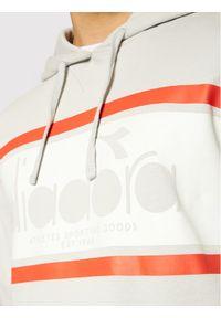 Diadora Bluza Spectra 502.177961 Szary Regular Fit. Kolor: szary