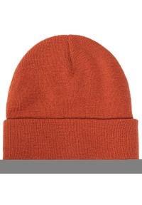 Billabong - Czapka BILLABONG - Stacked U5BN27BIF0 Auburn 773. Kolor: pomarańczowy. Materiał: materiał, akryl