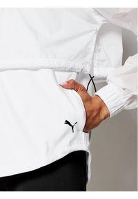Biała kurtka przejściowa Puma