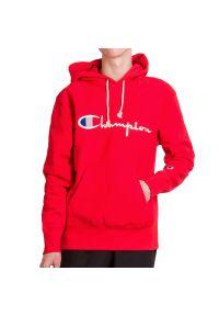 Champion - CHAMPION SWEATSHIRT REVERSE WEAVE > 212574-RS017. Materiał: bawełna. Wzór: haft, aplikacja. Styl: klasyczny