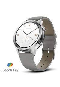 TICWATCH Smartwatch C2, Platinum Silver. Rodzaj zegarka: smartwatch. Kolor: srebrny. Styl: sportowy