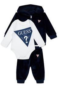 Niebieskie dresy Guess